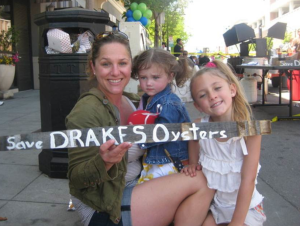 Save Drakes Oysters